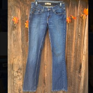 Levis 524 too super-low Jeans